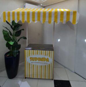Barraquinhas para Festas - Amarela